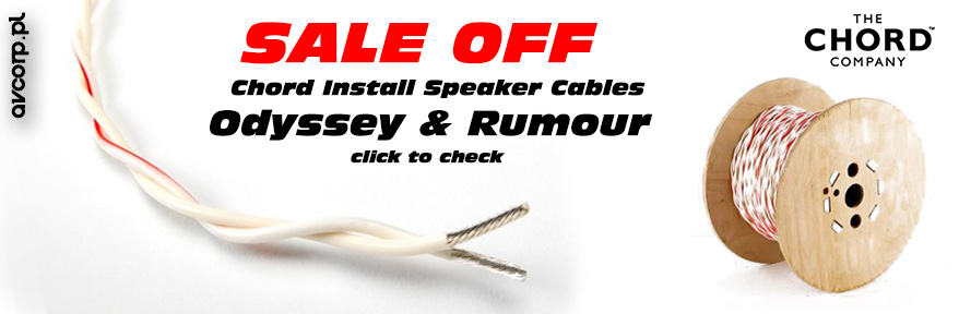 Chord Install Speaker Cables Sale