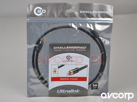 Ultralink C2DC Challenger-2® Digital Coaxial Cable