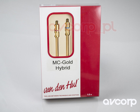 Van den Hul The MC-Gold Hybrid - RCA