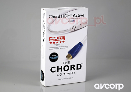 Chord HDMI Active SilverPlus 1.4 High Speed