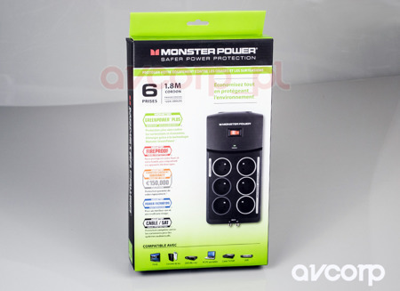 Monster Power EXP 600AG+ Green Power