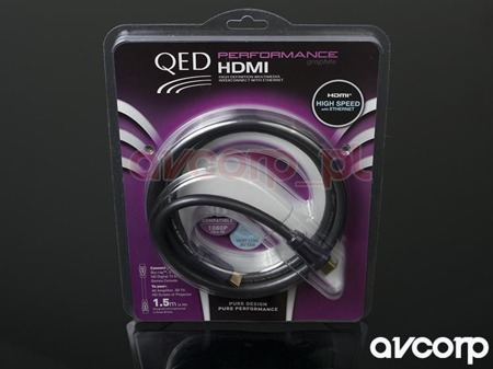 QED Performace HDMI v 1.4 HS+Ethernet SUPERSPEED (QE310)