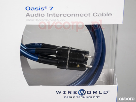 Wireworld Oasis 7 (OAI) - RCA