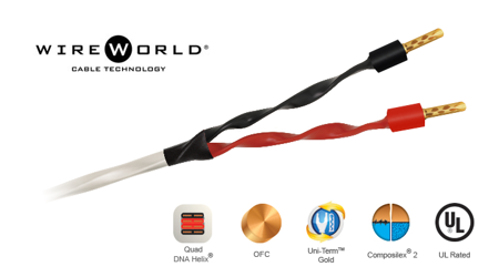 Wireworld Solstice 7 (SOS) single-wire-banany Wireworld