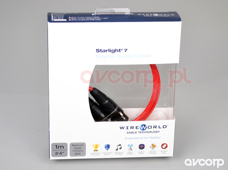 Wireworld Starlight 7 (STA) - XLR