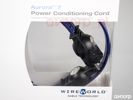 Wireworld Aurora 7 Power Cord (AUP)
