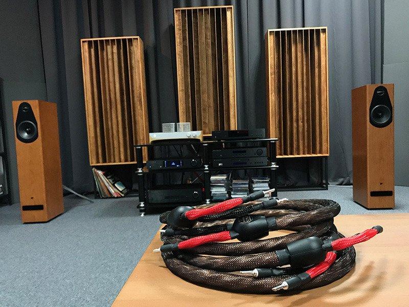 SALE OFF! Wireworld Eclipse 7 (ECS) single-wire speaker cable ...
