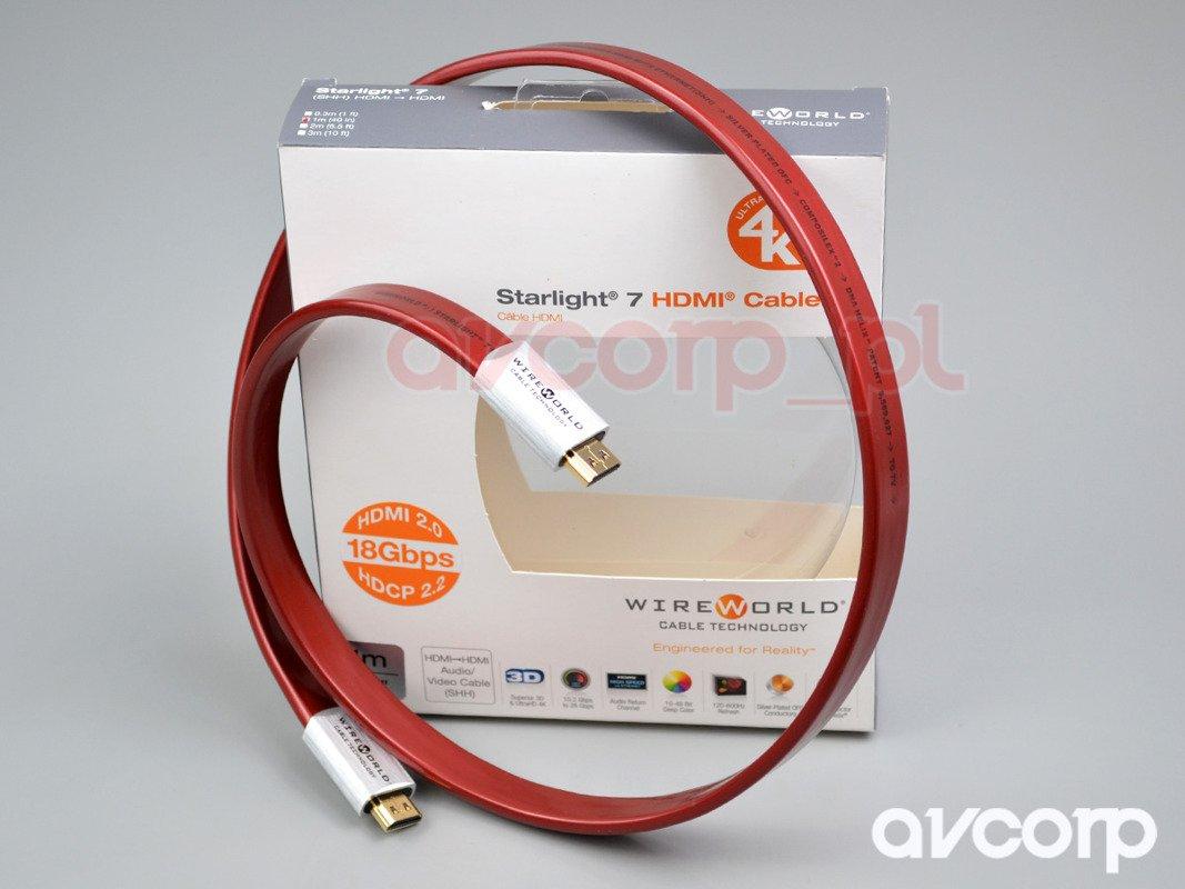 SALE OFF! Original Wireworld Starlight 7 HDMI (SHH) cable - v.2.0 ...