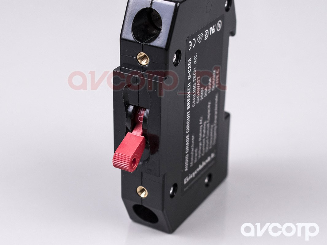 Gigawatt G C20a Installation Circuit Breaker Mono Phase Power Howtoreplaceacircuitbreaker
