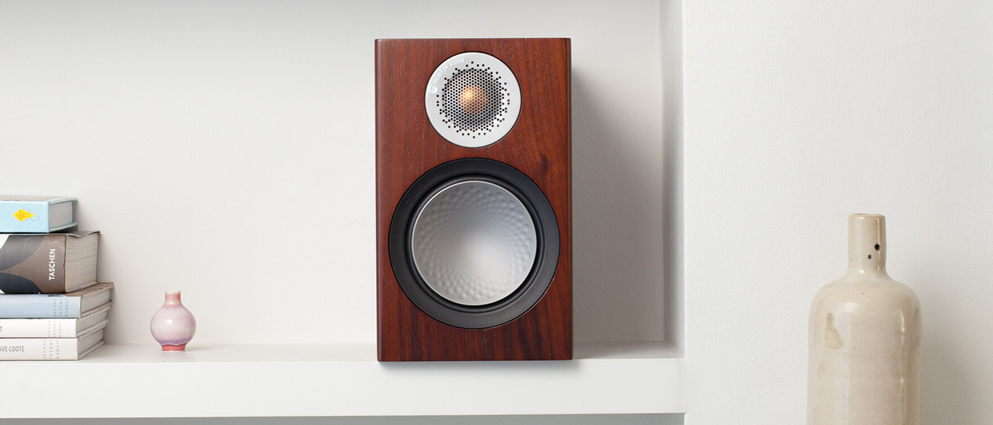 Monitor Audio Silver 6g 50 Black Speakers Standmount Bronze 6 Walnut Awards