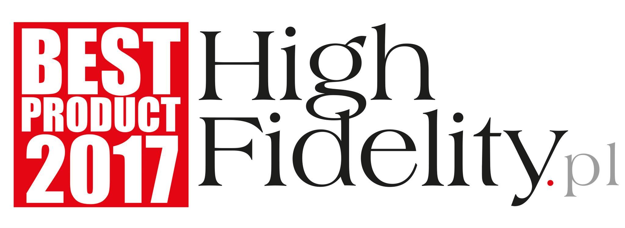 Kabel głośnikowy Tellurium Q Black II otrzymał nagrodę Produkt Roku High Fidelity 2017!