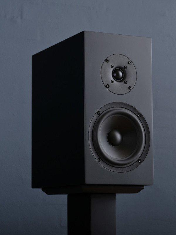 Buchardt Audio S300 MKII - Black Black | Speakers