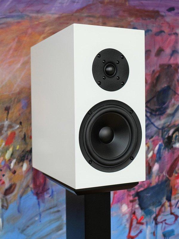 Buchardt Audio S300 MKII - White White | Speakers \ Standmount