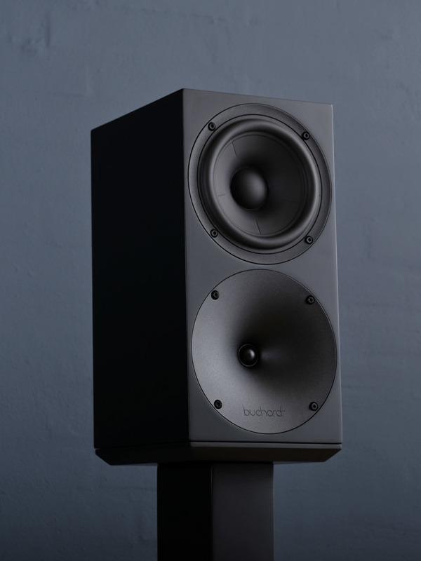 Buchardt Audio S400 - Black Black | Speakers \ Standmount speakres