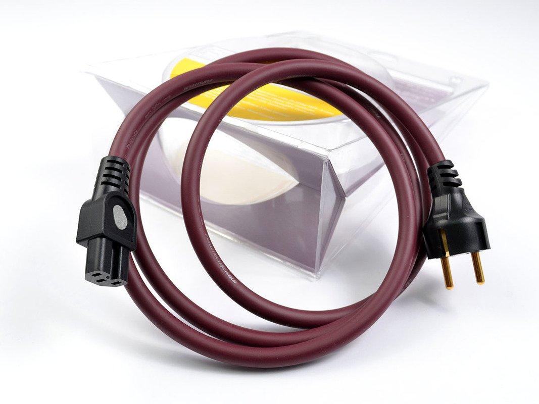 Furutech G-320Ag-18 - schuko EU | Cables \ Power Cables \ IEC 10 amp
