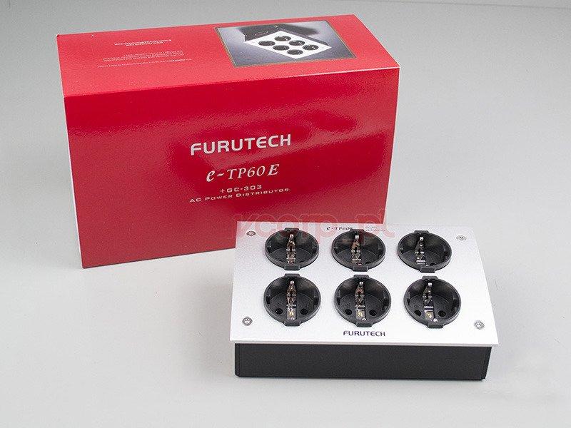 FURUTECH Audiophile HI END DIY mains block