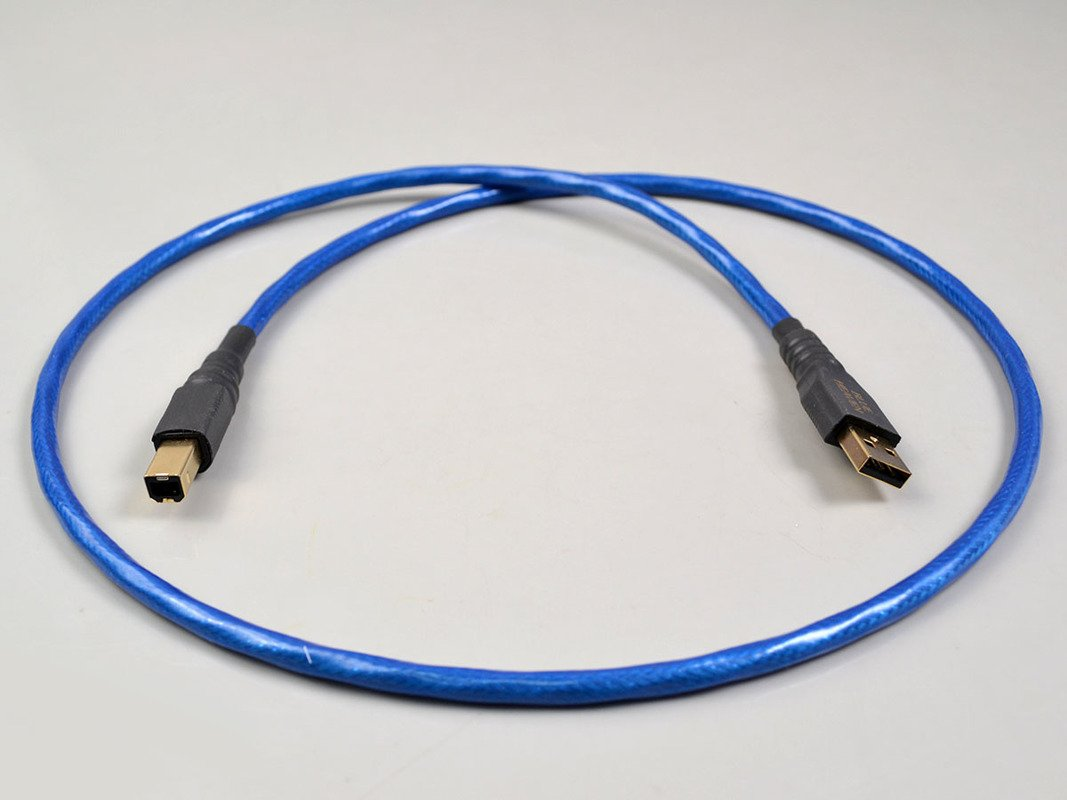 Nordost Blue Heaven Usb A B Cables Usb Cables A To