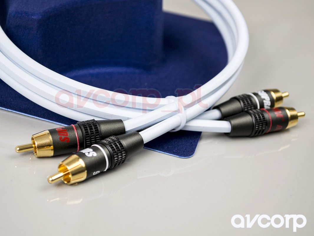 Supra Dual Rca Cables Analogue Interconnects To Our Wiring Video Plug