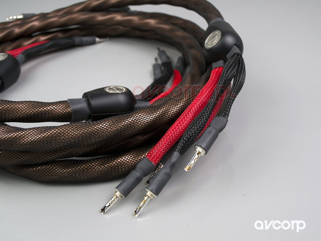 Wireworld Eclipse 7 (ECB) bi-wire banana | Speaker Cables \ Bi-wire ...