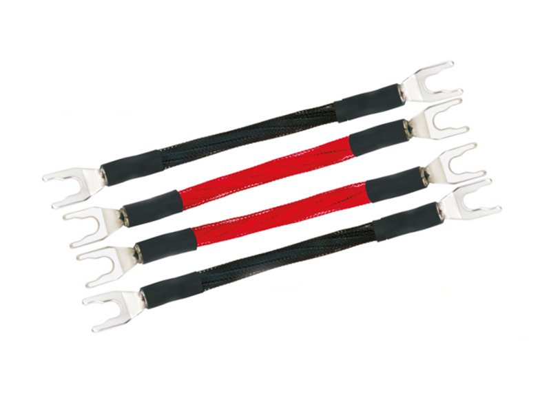 Wireworld Equinox Bi-wire Jumpers | Cables \ Speaker Cables ... on