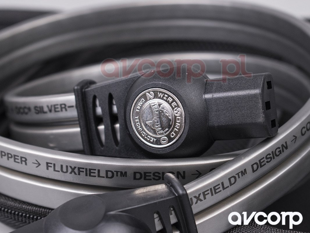 Wireworld Silver Electra 7 Power Cord (SEP) | Mains Cables \ IEC ...