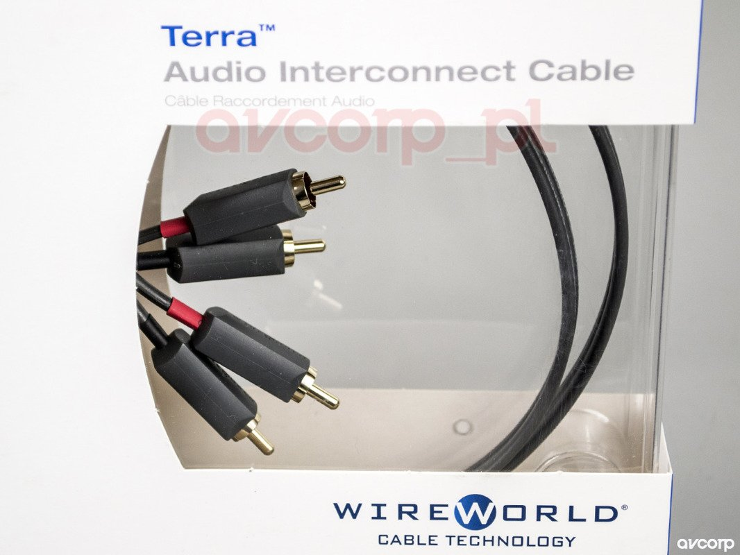 Wireworld Terra (TEI) - RCA | Analogue Interconnects \ RCA to RCA ...