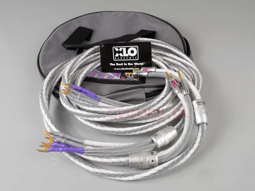 Xlo Htp12 Bw Bi Wire Bananas And Spades Cables Speaker Wiring New Zealand Plug