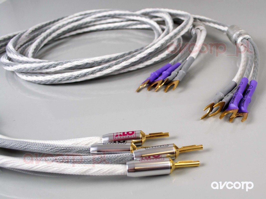 XLO HTP12-BW - bi-wire - bananas and spades | Speaker Cables \ Bi ...