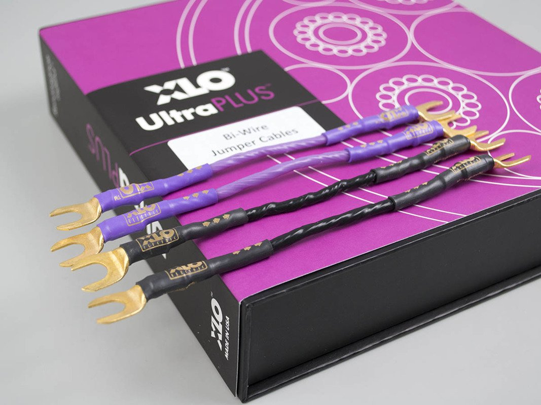 xlo up j s speaker jumpers cables speaker cables speaker links jumpers our brands. Black Bedroom Furniture Sets. Home Design Ideas