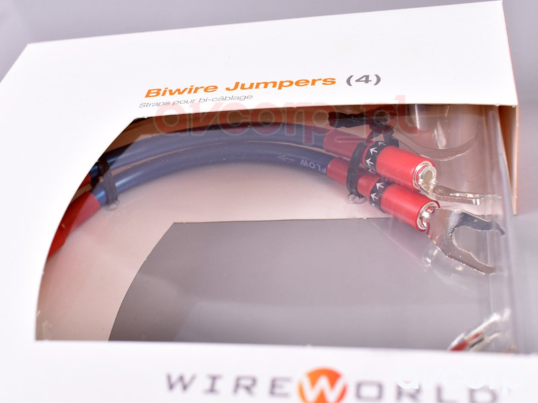 Wireworld Oasis Bi-wire Jumpers | Cables \ Speaker Cables \ Speaker on