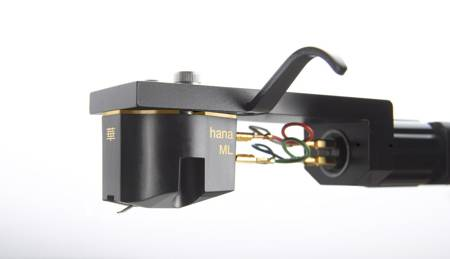 Hana ML - Low Output Nude Microline Moving Coil Cartridge