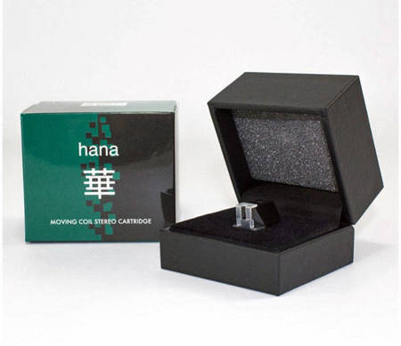 Hana SL - Low Output Nude Diamond Shibata Moving Coil Cartridge