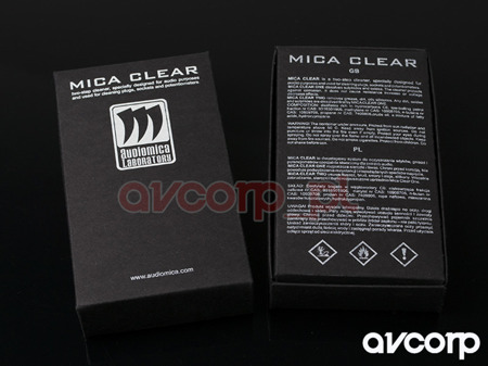Two-step cleaner Audiomica Mica Clear