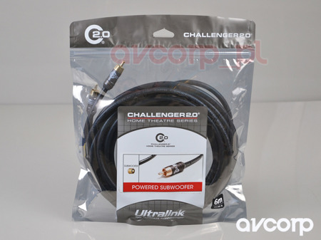 Ultralink C2SW Powered Subwoofer Cable