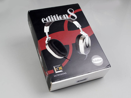 Ultrasone Edition 8 Palladium