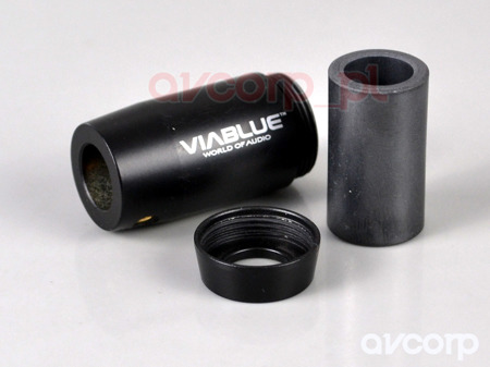 Viablue Ferrite Core Filter - 9 mm with housing