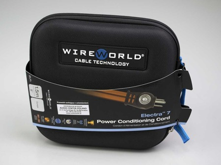 Wireworld Electra 7 Power Cord (ELP)