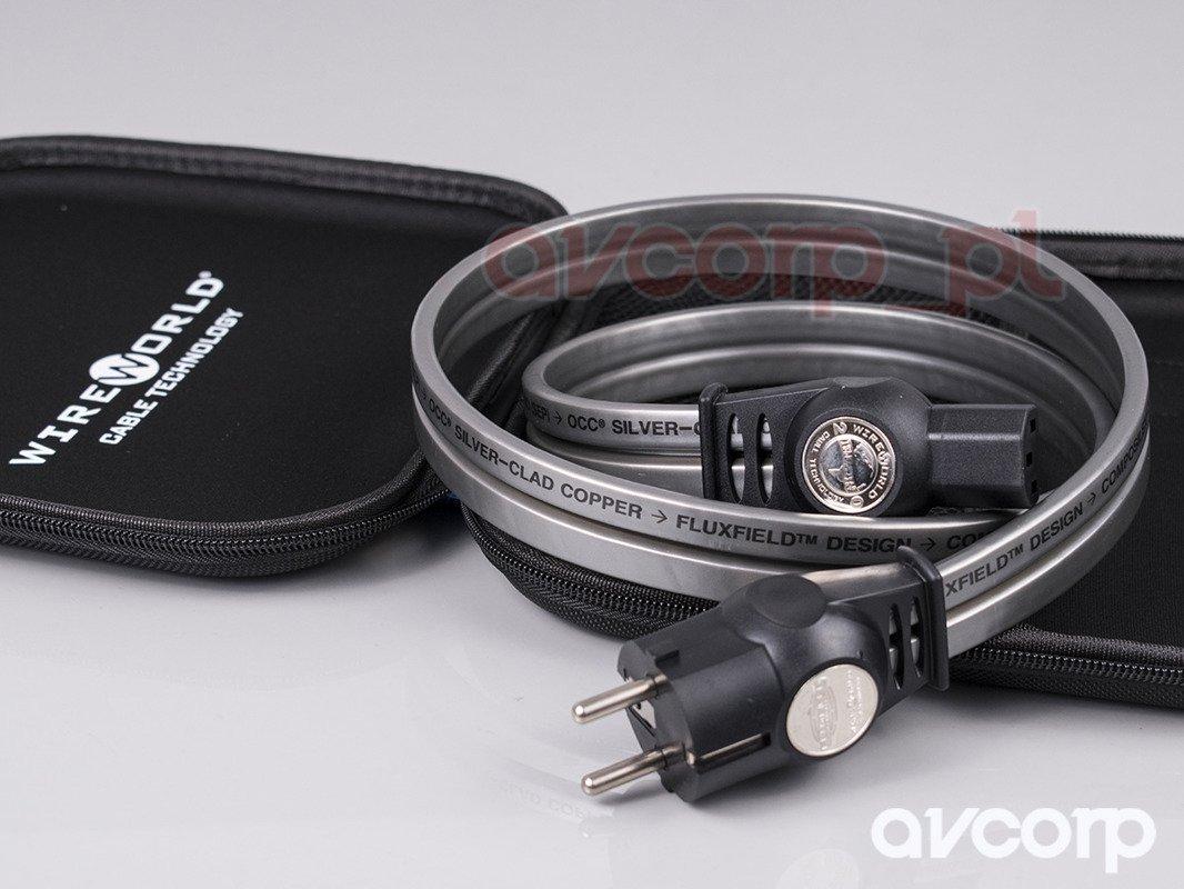 Wireworld Silver Electra 7 Power Cord (SEP) | Kable zasilające \\ IEC ...