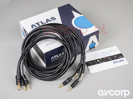 Atlas Hyper 2.0 - single wire - banany BFA