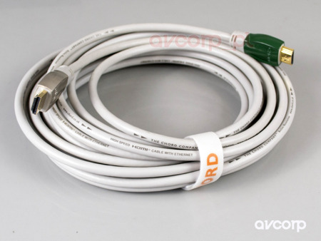 Chord HDMI Active Resolution HDMI Ethernet v 1.4 High Speed - 8m [demo]